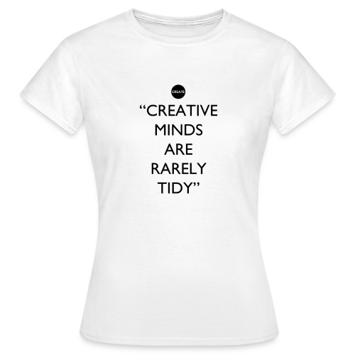 create 1b png - Maglietta da donna