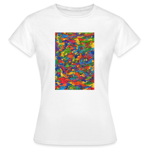 Color_Style - Camiseta mujer