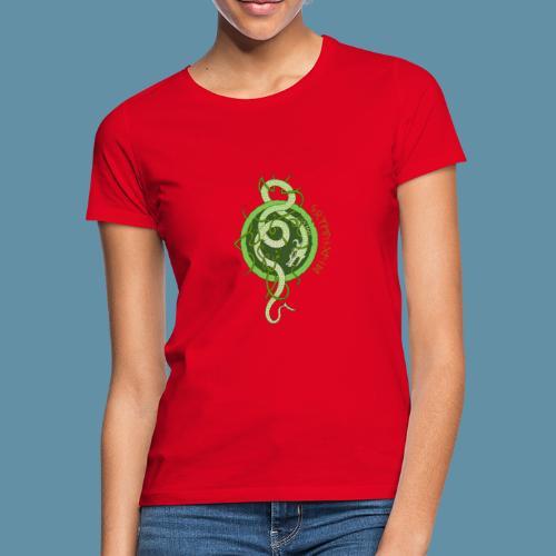 Jormungand logo png - Maglietta da donna