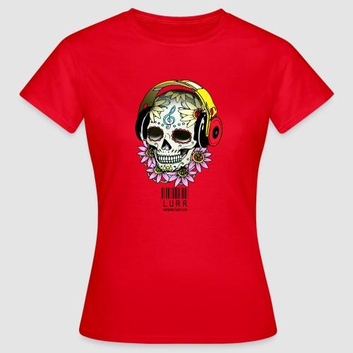 smiling_skull - Women's T-Shirt