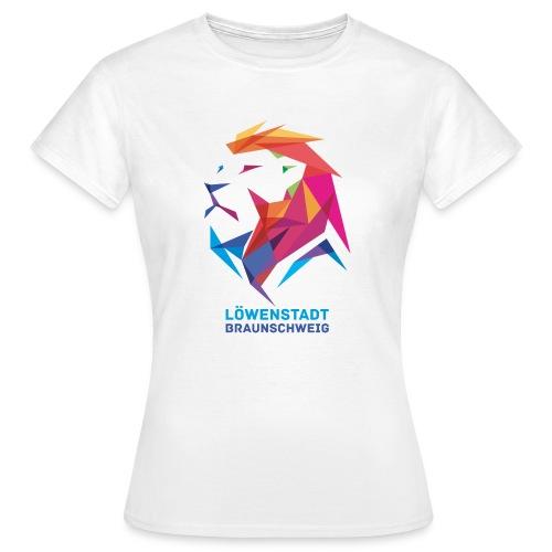 Löwenstadt Design 7 - Frauen T-Shirt