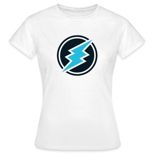 ETN logo - Women's T-Shirt