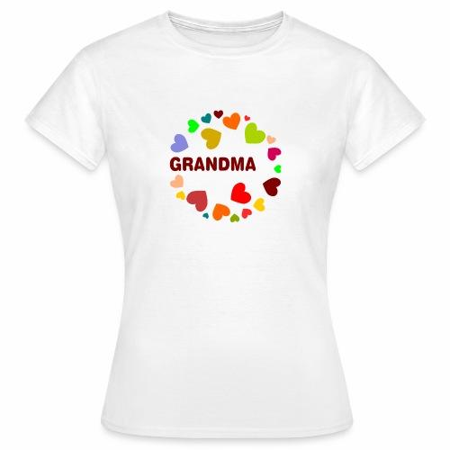 Grandma - Frauen T-Shirt