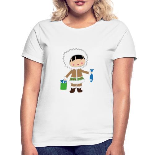 Happy Meitlis - Alaska - Frauen T-Shirt
