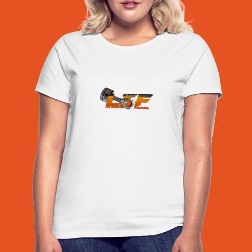 LSFlogo - T-shirt Femme