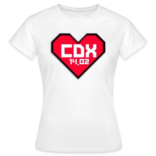 walentynki-koszulka2 - Koszulka damska