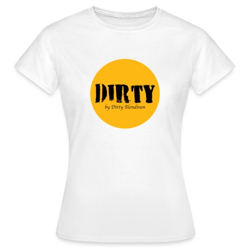 t shirt 1 orange png - Dame-T-shirt