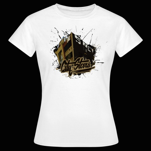 City Stars SNE Crew - Frauen T-Shirt
