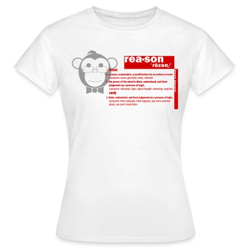 Smart Apparel PROMOTE REASON - Women's T-Shirt