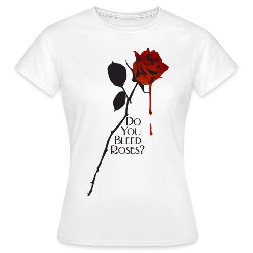 roses2 - Women's T-Shirt