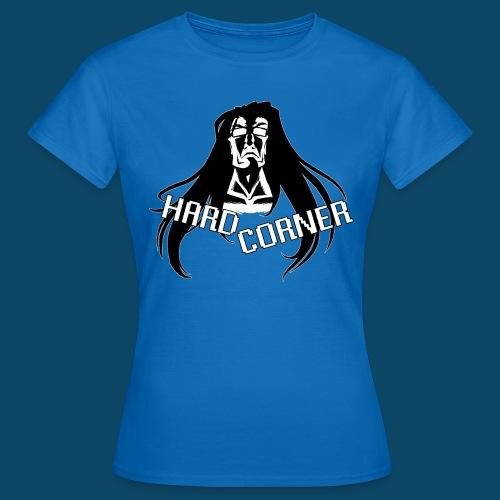 hardcorner2txt png - T-shirt Femme