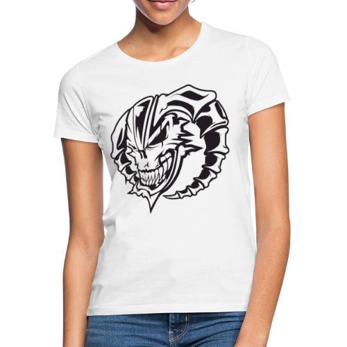 France Gabber Radio Crâne - T-shirt Femme