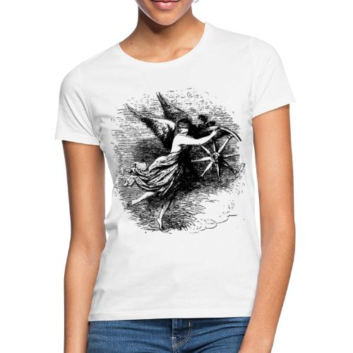 Angel at the helm - Women's T-Shirt