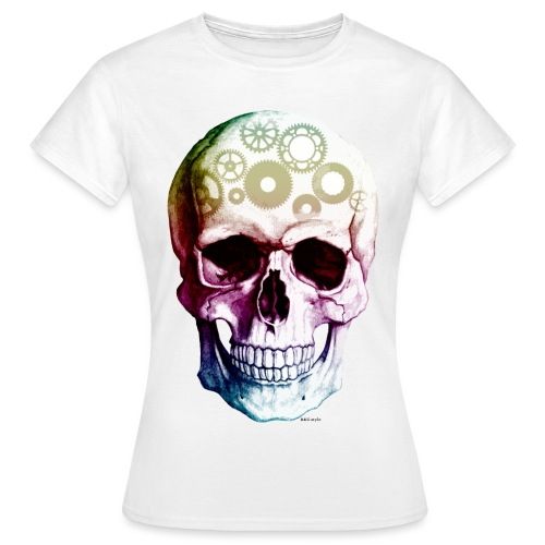 Totenkopf RKG png - Frauen T-Shirt