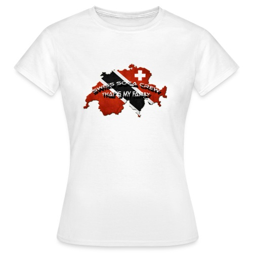 SwissSocaCrewShirt - Frauen T-Shirt