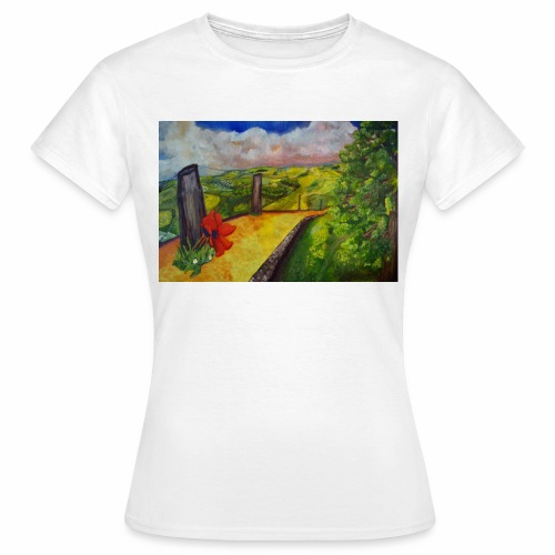 A Magical Walk - Women's T-Shirt