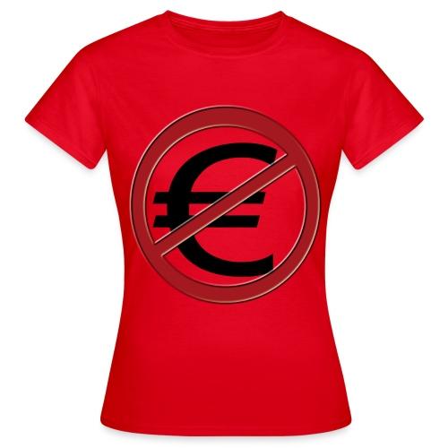 Non EURO - T-shirt Femme