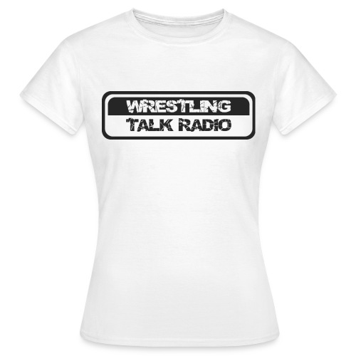 WTR Logo - Frauen T-Shirt