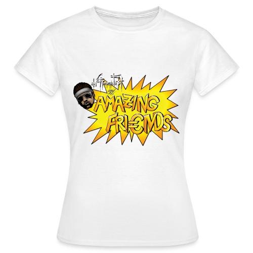 gfaflogo2 png - Women's T-Shirt