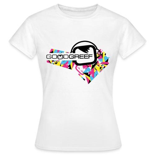 whitetshirtgirls - Women's T-Shirt