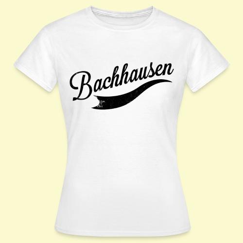 Vintage 1 schwarz - Frauen T-Shirt