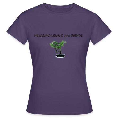 NESSUNO - Maglietta da donna