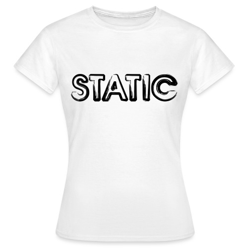 Static - Women's T-Shirt