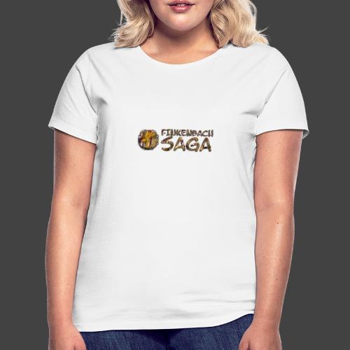 Finkenbach Saga - Logo - Frauen T-Shirt