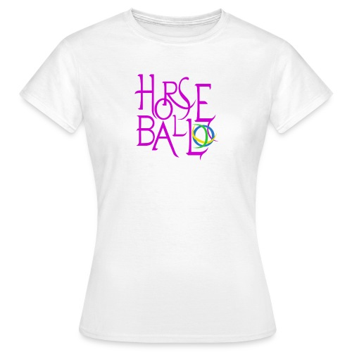hbgraphpink - T-shirt Femme