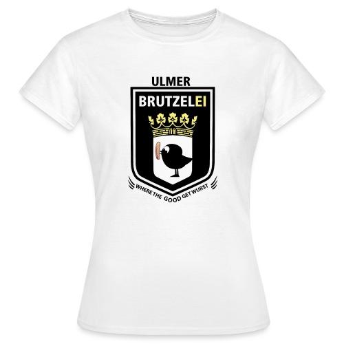 Ulmer Brutzelei - Frauen T-Shirt