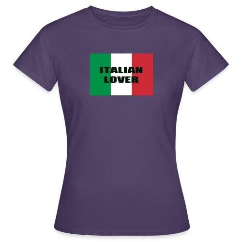 ITALIAN LOVER - Maglietta da donna
