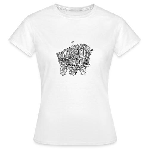 Woonwagen - Vrouwen T-shirt