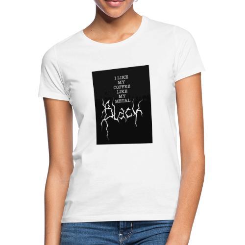Kaffe - T-shirt dam