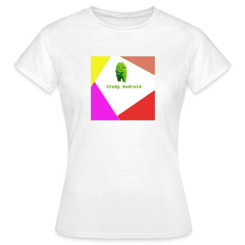 Study Android - Camiseta mujer