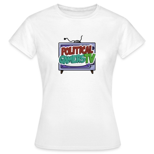 Politcial Gamers TV Shop - Women's T-Shirt