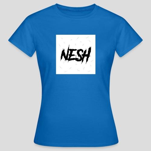 Nesh Logo - Frauen T-Shirt