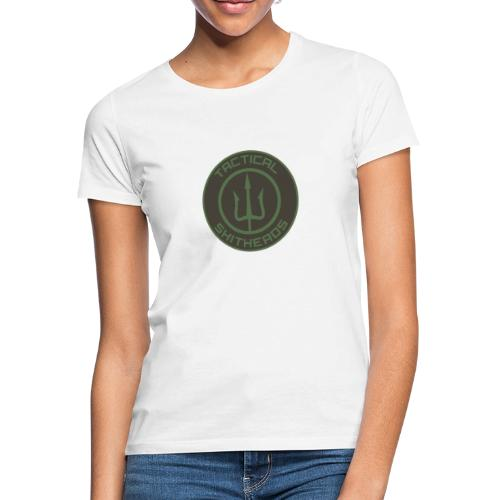 Tactical Shitheads Logo - Frauen T-Shirt