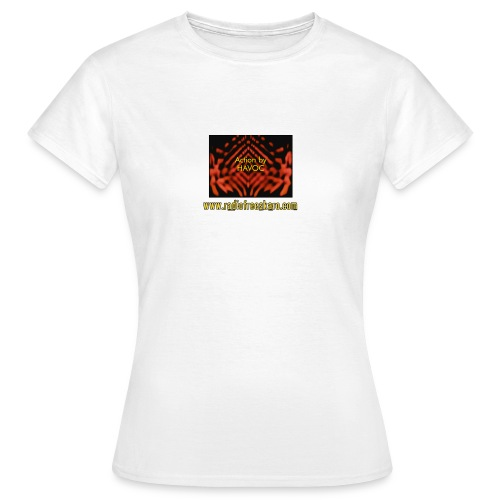 shirt actionbyhavoc - Women's T-Shirt