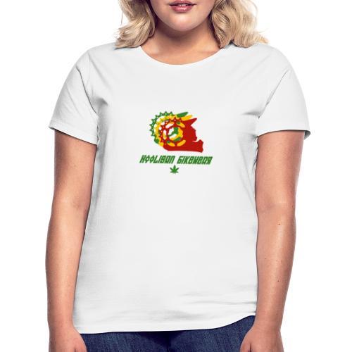 420 Inverted - Frauen T-Shirt