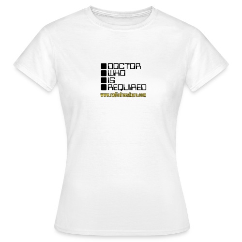 dwisrequired - Women's T-Shirt
