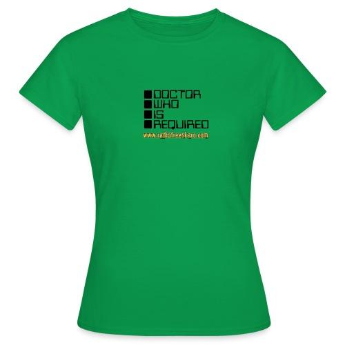 dwisrequired - Women's T-Shirt