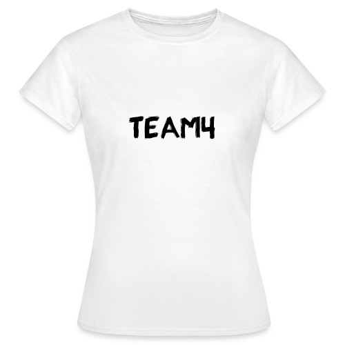 Team4 - Vrouwen T-shirt