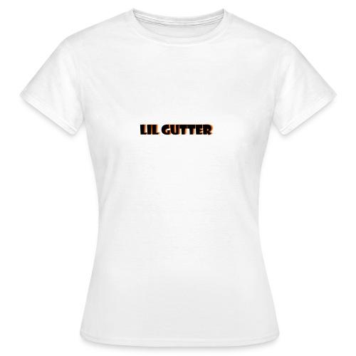 lil gutter sim - Dame-T-shirt