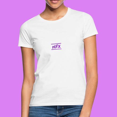 PlexLogo2 - T-shirt dam