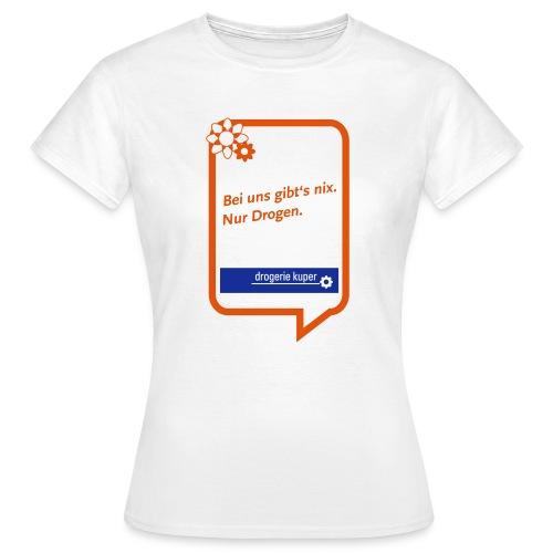 Drogerie Kuper 1 - Frauen T-Shirt