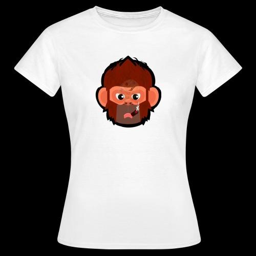 PoGo Mask t-shirt - Dame-T-shirt