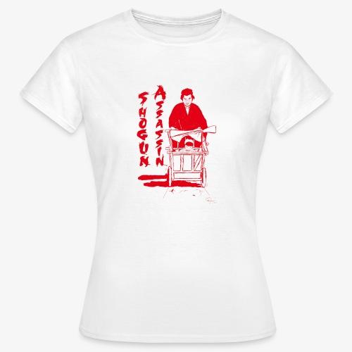 BabyCart (Shogun Assassin) by EglanS. - T-shirt Femme