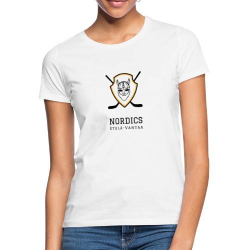 Etelä-Vantaan Nordics - Naisten t-paita