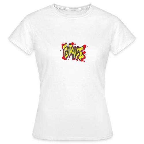 GRAFF - T-shirt Femme