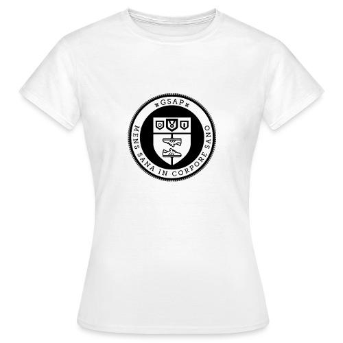 Gruppo di Supporto Atleti Pigri - Maglietta da donna